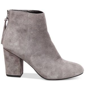 Steve Madden Cynthia Suede Leather Booties